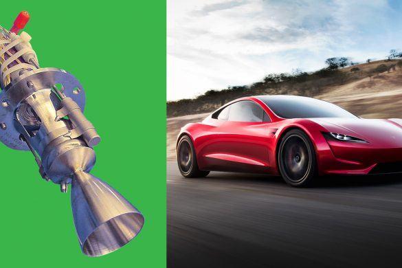 Musk: Hajtórakéták is lesznek az új Roadsteren