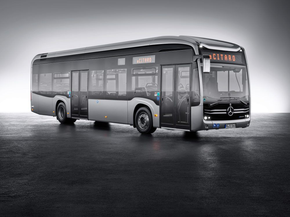 Villanyosra váltott a világ legkelendőbb városi busza