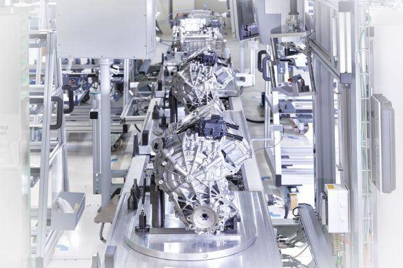 Beindult az elektromos motorok gyártása Győrben!