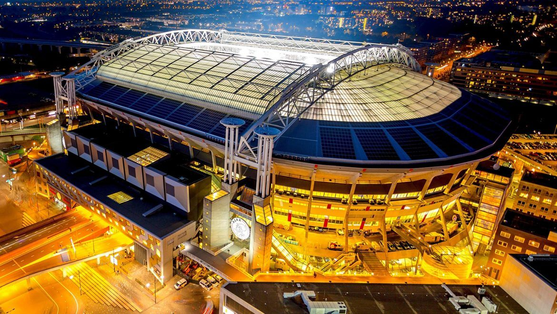 148 LEAF akkumulátoráról üzemel a világ egyik legkörnyezetkímélőbb stadionja