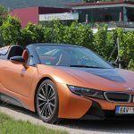 BMW i8 Roadster teszt: le a kalappal!