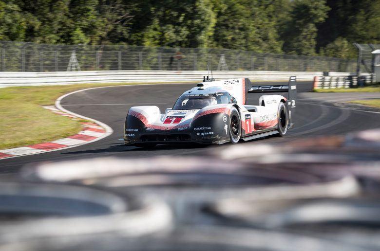 Világverő hibridet alkotott a Porsche