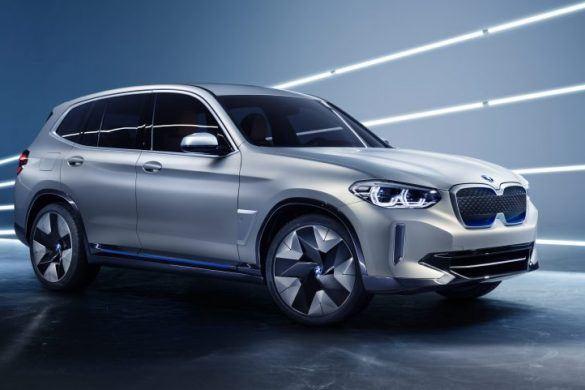 Rendelhető az elektromos BMW X3