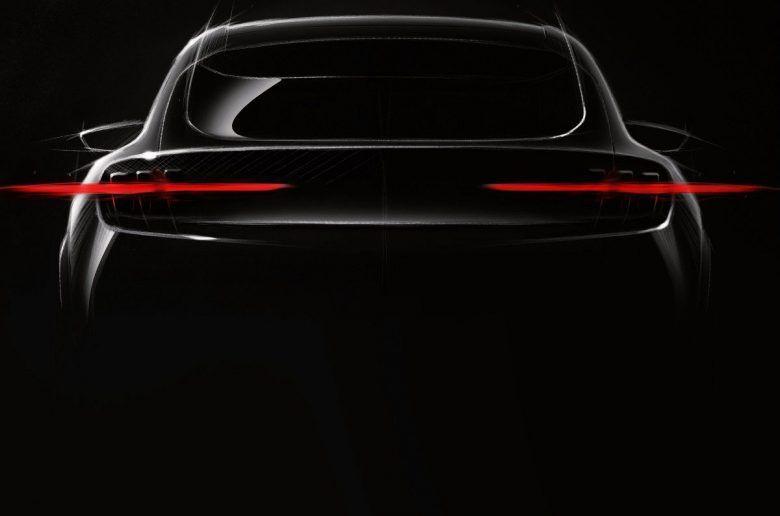 A Mustangok ihletik a Ford első igazi villanyautóját