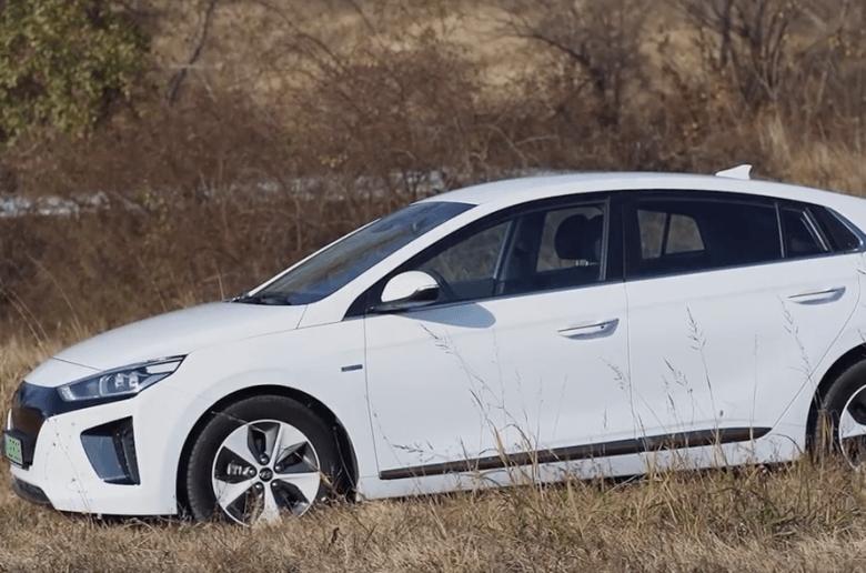 Hyundai Ioniq – A legjobb elektromos autó? [videó]