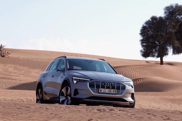 Audi e-tron – Vezettem! [videó]