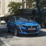LEAF-kihívót villantott a Peugeot