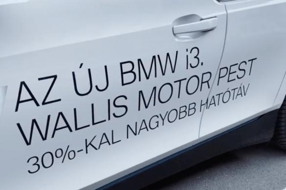 Handrás letesztelte a BMW i3 120 Ah verzióját (42,2 kWh) [videó]