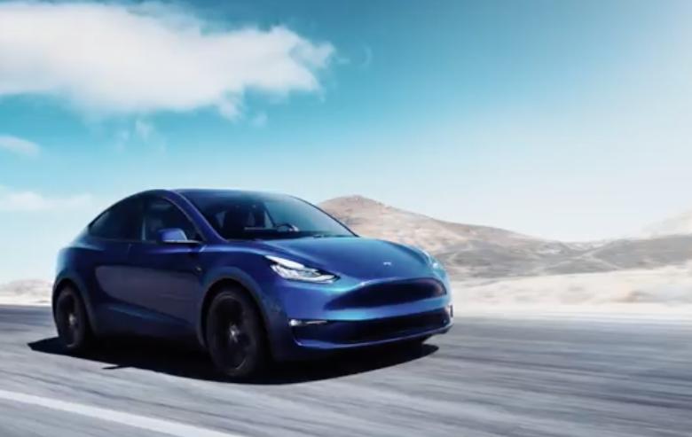 A Tesla bemutatta az új terepjáróját, íme a Model Y [videó]