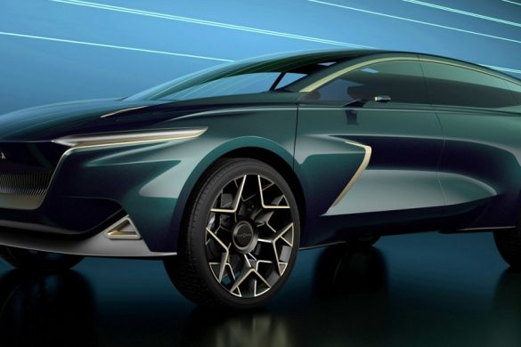 Aston Martin Lagonda All-Terrain Concept