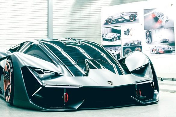 V12-es plug-in hibrid szörnyeteg készül a Lamborghininél