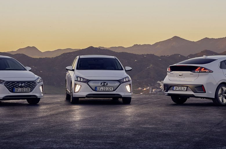 Megérkezett: íme az új Hyundai IONIQ