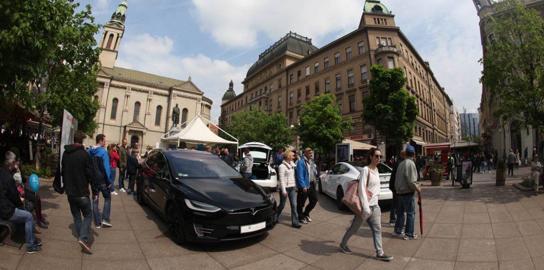 Befutott a horvát Tesla-rali