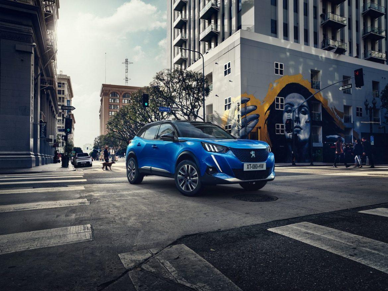 300 kilométeres hatótávú elektromos SUV-t mutatott be a Peugeot