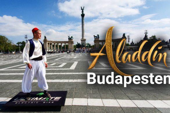 Aladdin Budapesten