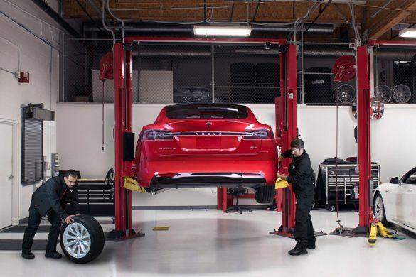 Ez a leggyakoribb ok, ami miatt szervizbe látogat egy Tesla-tulajdonos