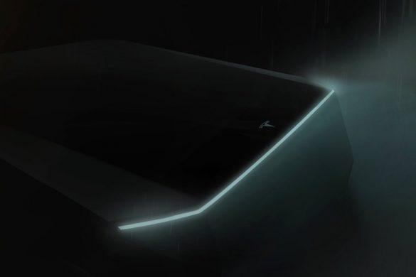 Így nézhet ki az érkező Tesla Pickup?