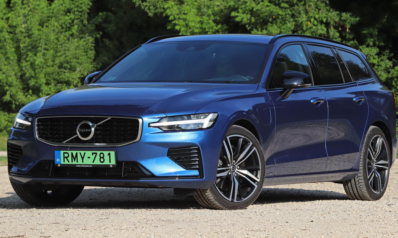 Volvo V60 T8 teszt: hibrid sportkombi - Elektromos autó ...