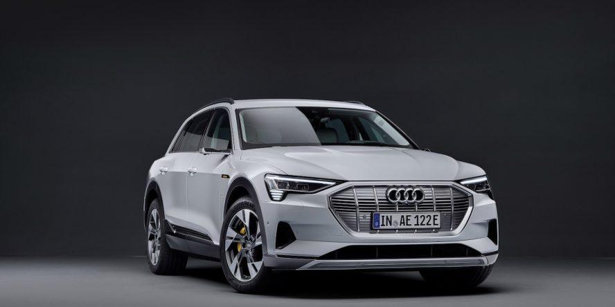 Bemutatták az Audi e-tron olcsóbb változatát - íme az e-tron 50 quattro