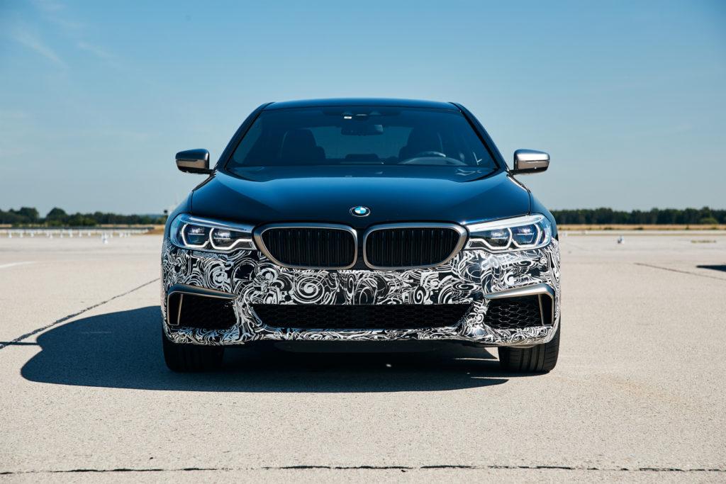 """Két új elektromos modell """"bukott le"""" a BMW-nél"""