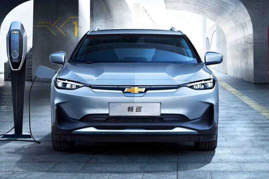 Chevrolet Menlo elektromos autó