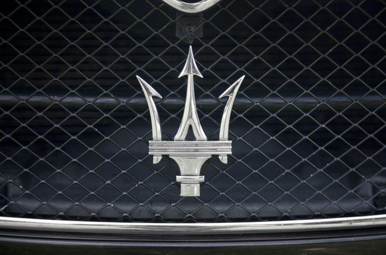 Maserati márkajelzés