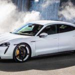 Kiábrándító Porsche Taycan hatótáv teszt az EPA-tól