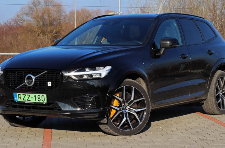 Tuningolt zöld rendszámos: teszten a Volvo XC60 T8 Polestar