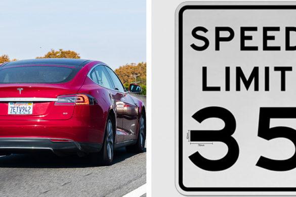 Egyszerű trükkel vertek át egy Tesla-t, hogy átlépje a sebességkorlátozást [videó]