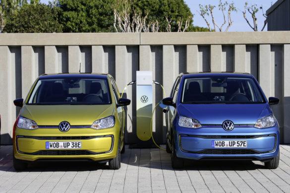 Minden második megrendelt Volkswagen up! elektromos