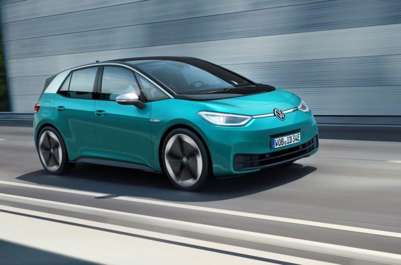 Árcédulát kapott az első újgenerációs elektromos Volkswagen