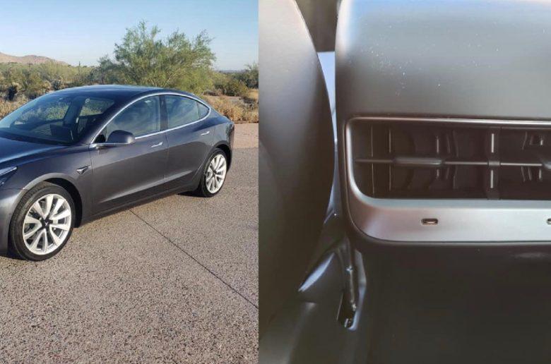 Vezetéknélküli töltőt és USB-C portot kap a Tesla Model 3