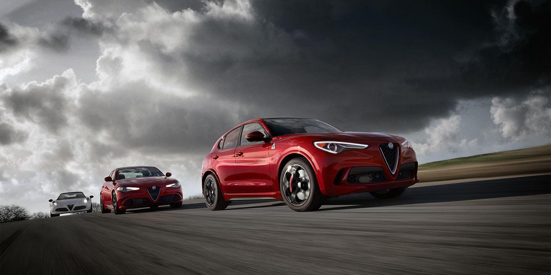 2022-ben érkezhet az Alfa Romeo SUV-ja