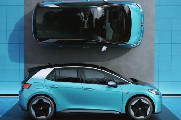 A Volkswagen július 20-án kezdi értékesíteni az ID.3 elektromos autóit