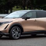 A Nissan felfedte a nagy hatótávú Ariya elektromos SUV-ot