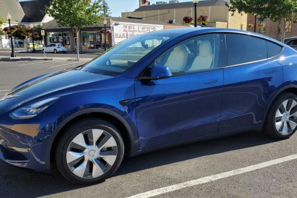 A Tesla közzétette a Model Y Long Range RWD árát