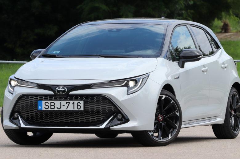 Toyota Corolla GR Sport teszt: diétára fogott sportoló