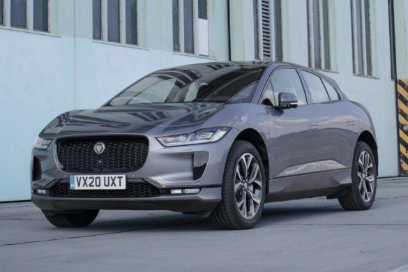 Olcsóbb, de gyengébb is a Jaguar új elektromos SUV-ja
