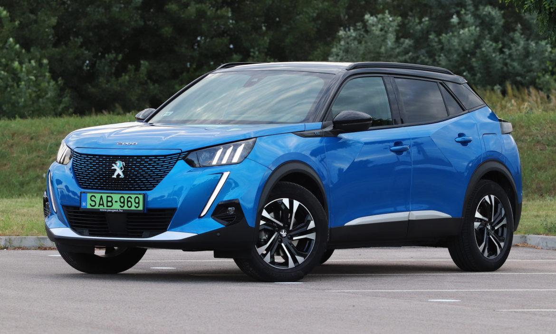 Felvillanyozva: Peugeot e-2008 teszt