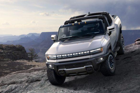 Elektromos Hummer-t mutatott be a GM