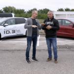 Tesla Model 3 Standard Range Plus vs Volkswagen ID.3 1st Edition hatótáv teszt [videó]