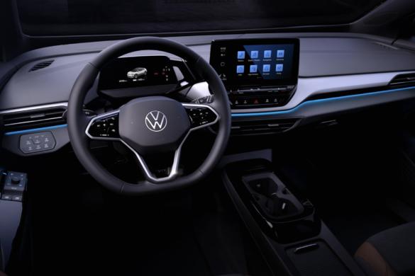 Remekre szabott belsővel érkezik majd az ID.4 a  VW első elektromos SUV-ja