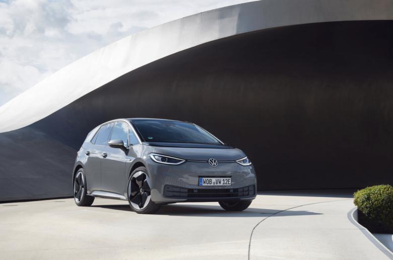 Öt csillagos minősítést kapott az Euro NCAP törésteszten a VW ID.3