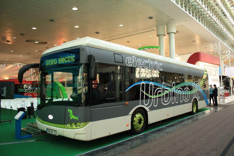 Zöld busz program indult Békéscsabán