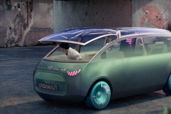Új MINI koncepciót mutatott be a BMW