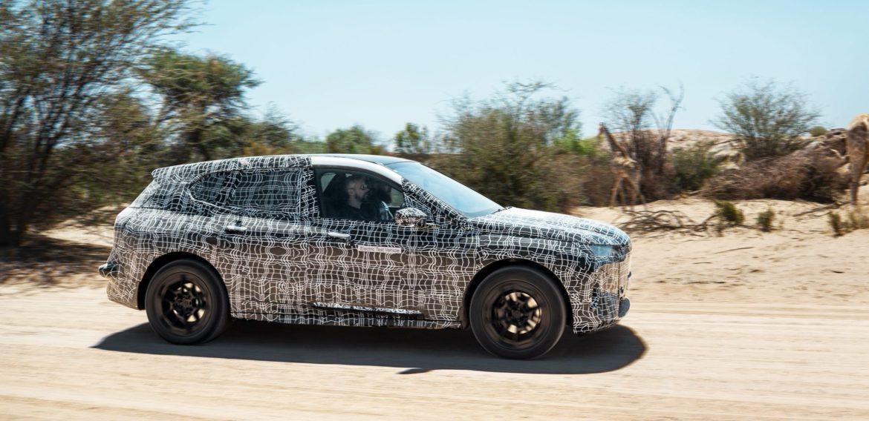 Jövőhéten mutatja be a BMW az iNext-et
