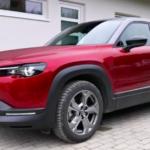 Mazda MX30 városi crossover hatótáv teszt, ne indulj el vele messzire
