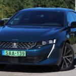 Mindenevő oroszlán: Peugeot 508 PHEV teszt