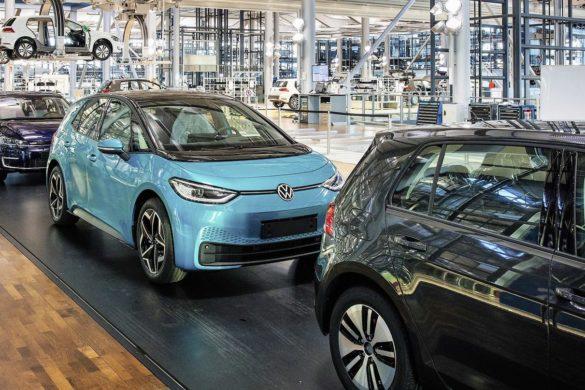 Nem gyártanak több VW e-Golf-ot