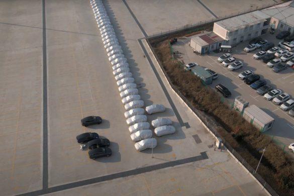 Elkezdődött a Tesla Model Y gyártása a Gigafactory Shanghai-ban